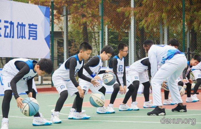 从细节抓起 乐动体育带给孩子们不一样的篮球训练课