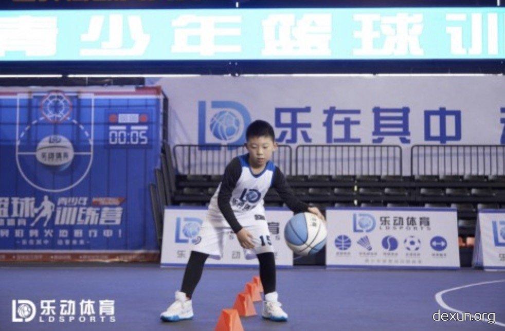 为什么乐动体育让孩子坚持体育训练?