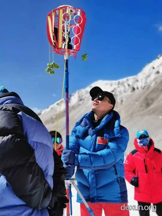 珠峰测高,你不知道的超高配保障天团!