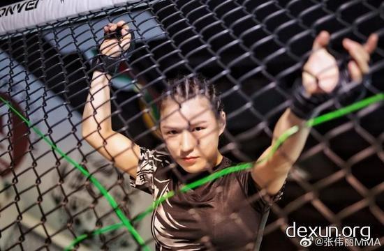 """张伟丽:有人说我""""飘""""了 拿了冠军就不好好训练"""
